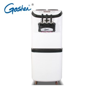 New style commercial yogurt soft serve ice cream machine with factory price