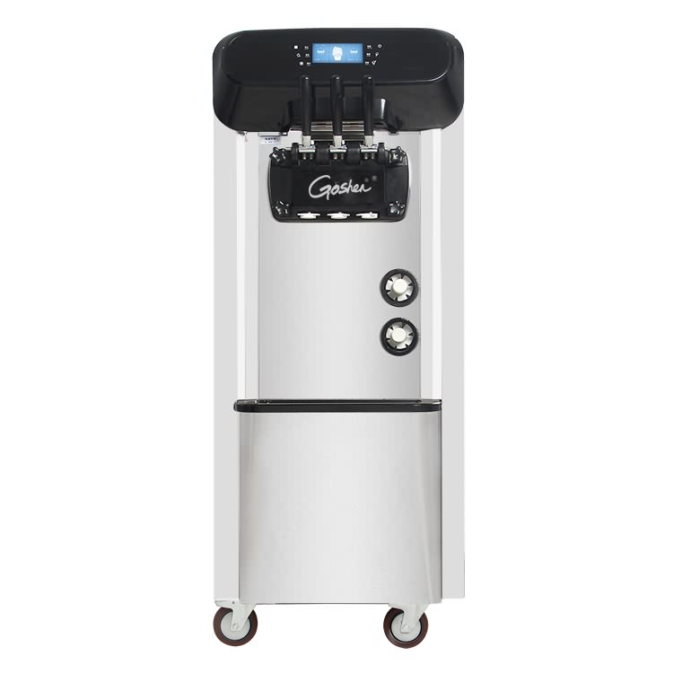 Commercial used 3 in 1 ice cream machine prices